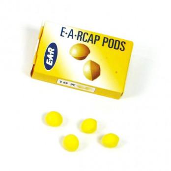 Boîte de 10 Bouchons de rechange E.A.R