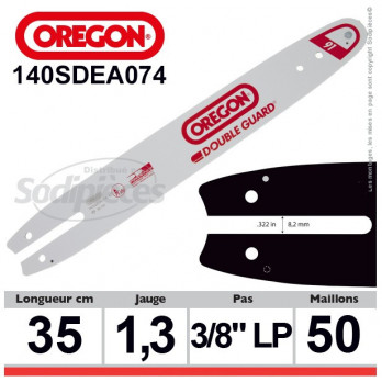 Guide OREGON DB Guard A074-35 cm