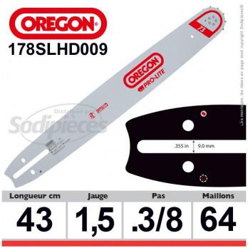 Guide OREGON Pro-lite D009-43 cm