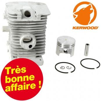 Cylindre - Piston tronçonneuse Stihl 017 / MS 170