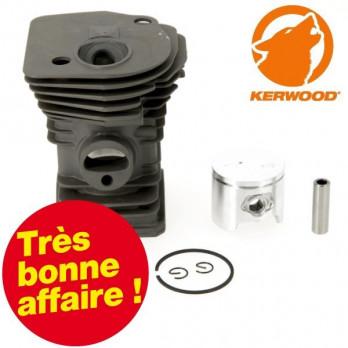 Cylindre - Piston tronçonneuse HUSQVARNA 350