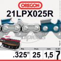 """ROULEAU DE CHAINE OREGON 21LPX025R SUPER 20 - 325"""" 1,5mm - 462 maillons"""