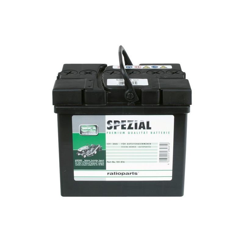 Batterie pour mtd 725 1705a 725 1707 145 15 for Batterie pour autoportee mtd