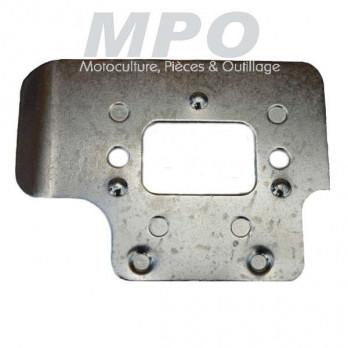 Plaque de protection pour échappement Stihl 044 MS440 MS 440