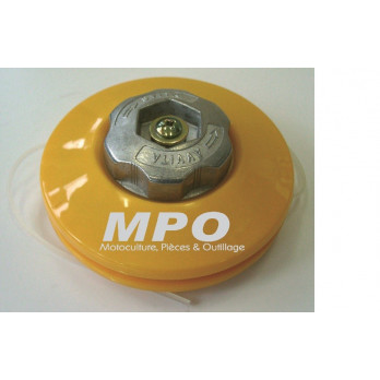 Tête couperbe pour débroussailleuse ECHO 2 fils Ø 2,4 mm