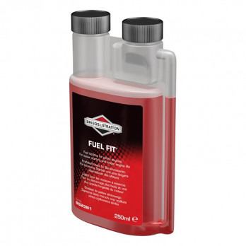 Additif Briggs & Stratton FUEL FIT rouge 250 ml