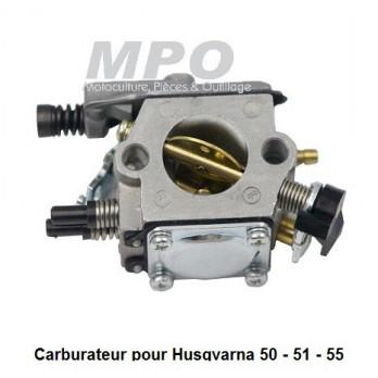 Carburateur pour Husqvarna 50 - 51 - 55 - 39.90€