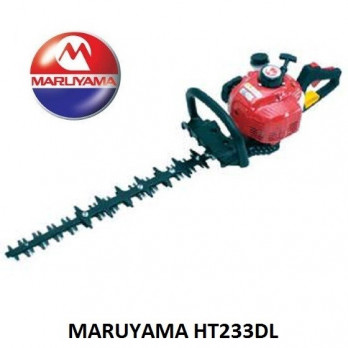 Taille-haies Thermique MARUYAMA 750 mm de coupe