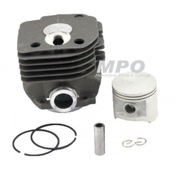 Cylindre - Piston tronçonneuse HUSQVARNA 365 diam48mm