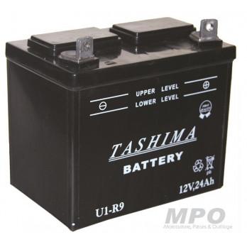 Batterie 12V 24A pour tondeuse autoportée