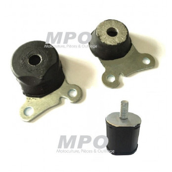 Kit silent blocs pour Stihl 020T MS200 MS200T MS 200T MS200 T