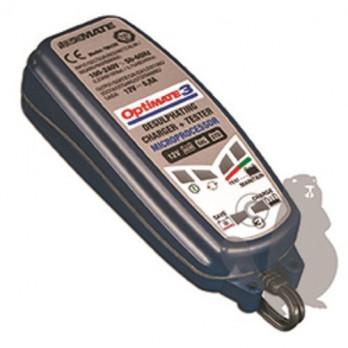 Chargeur de batterie Optimate 3