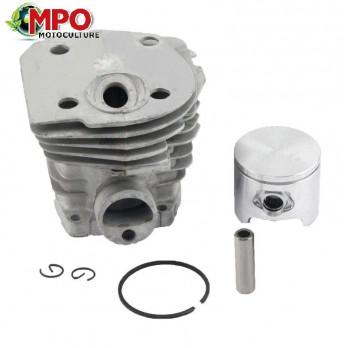 Cylindre - Piston tronçonneuse HUSQVARNA 350 346XP diam44mm