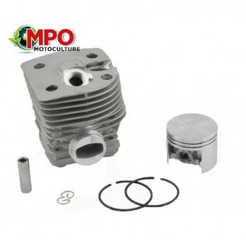 Cylindre piston pour Stihl FS420 FS500 FS550 Ø 46 mm (Moteur)