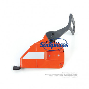 carter complet frein de chaîne pour Husqvarna 394 395 395XP 395 XP