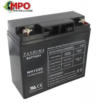 Batterie 12 V 20A - NH1220 Tashima