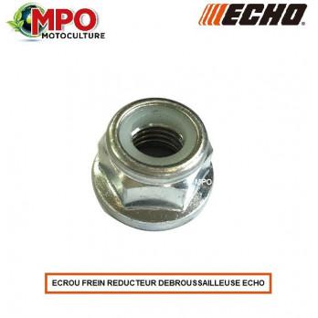 Ecrou frein pour réducteur / renvoi d'angle débroussailleuse ECHO