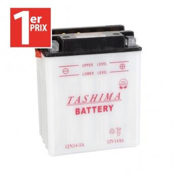 "Batterie ""TASHIMA"" 12N14 3A"
