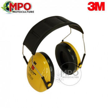Casque ANTI-BRUIT PRO PELTOR 3M