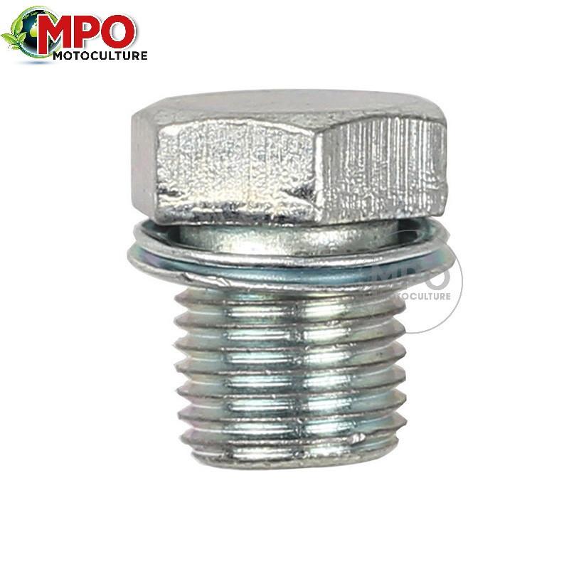 Bouchon de valve de décompréssion M10x1.0 pour Husqvarna H345/ 346/ 350/ 351/ 353