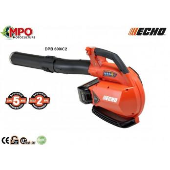 Souffleur à batterie ECHO DPB 600/C2 - Batterie + Chargeur