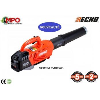 Souffleur à batterie ECHO PLB58V2A + Batterie + Chargeur