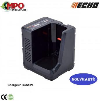 Chargeur ECHO pour batterie 58V