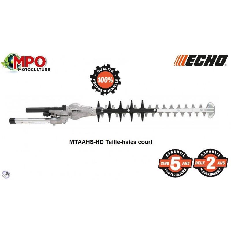 Taille-haies (court) ECHO adaptable sur l'appareil multifonctions PPKPAS2620ES