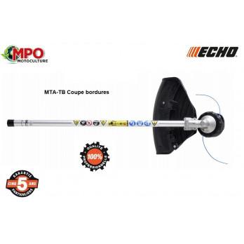 Coupe bordures ECHO adaptable sur l'appareil multifonctions PPKPAS2620ES