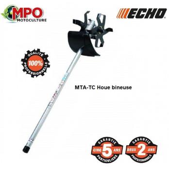 Houe bineuse ECHO adaptable sur l'appareil multifonctions PPKPAS2620ES