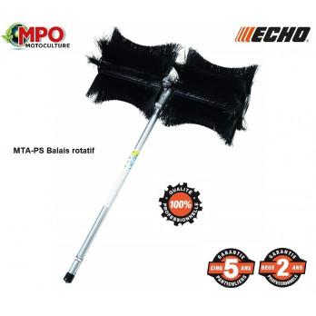 Balais rotatif ECHO adaptable sur l'appareil multifonctions PPKPAS2620ES