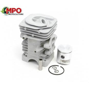 Cylindre piston pour Husqvarna 236 / 240 / 236E / 240E - Ø39 mm