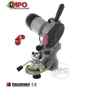 Affuteuse électrique TECOMEC pour chaine tronçonneuse