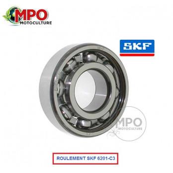 Roulement à billes SKF 6201-C3 pour vilebrequin STIHL FS120 FS200 FS250 FS300 FS350 FS400 FS450 FS480
