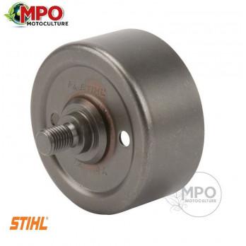 Cloche d'embrayage pour STIHL HS81 HS81T HS81R HS81RC-E HS86 HS86T HS86R HS87 - 4237 160 2900
