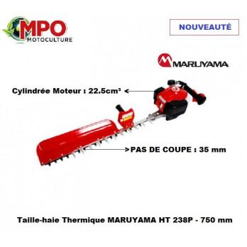 """Taille-haie Thermique MARUYAMA HT 238P """"NOUVEAUTÉ"""""""