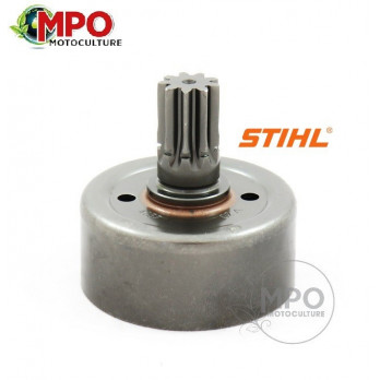 Cloche d'embrayage pour Stihl HS81 HS81T HS81R HS81RC-E HS86 HS86T HS86R HS87 - 4237 160 2902