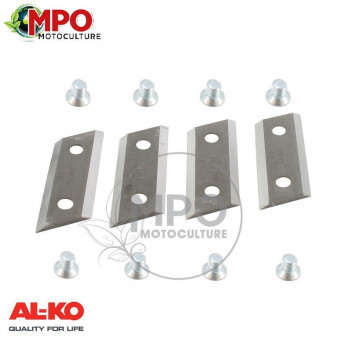 Couteaux pour broyeur AL-KO 104655 - TCS2200