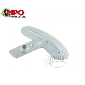 Butée de protection pour lamier METABO HS8345S / HSS8355S / HS8365S / HS8455S / HS8465S / HS8475S