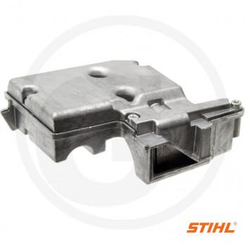 Pot d'échapement pour Stihl 020T MS200 MS200T MS 200 MS 200T MS200 T