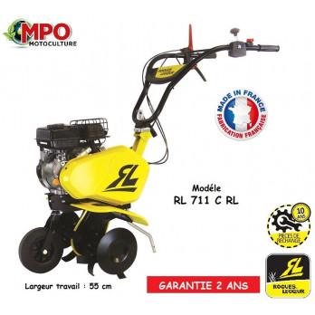 Motobineuse 55 CM Roques & Lecoeur RL711C