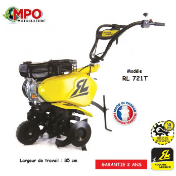 Motobineuse 85 cm Roques & Lecoeur RL 721T