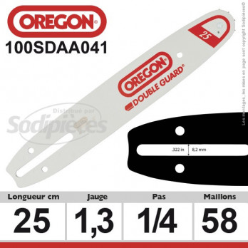 Guide OREGON DB Guard A041-25 cm