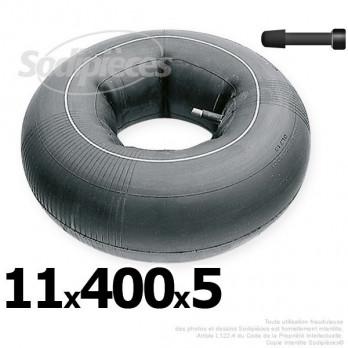 Chambre à air 11 x 400 x 5 (valve droite)