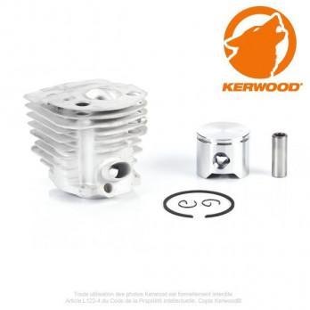 Cylindre - Piston tronçonneuse HUSQVARNA 51 diam 44mm